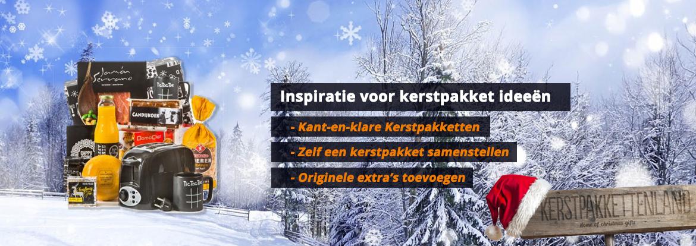 Kerstpakket Idee
